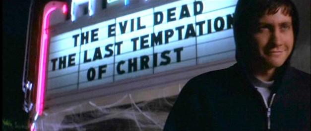 Posesión Infernal y La Última Tentación de Cristo; ahí es ná